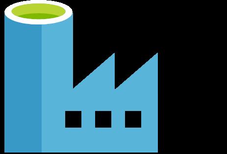 Logo de Data Factory